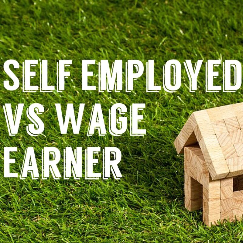 Who's got it better – W2 Wage Earners or Self-Employed Borrowers?