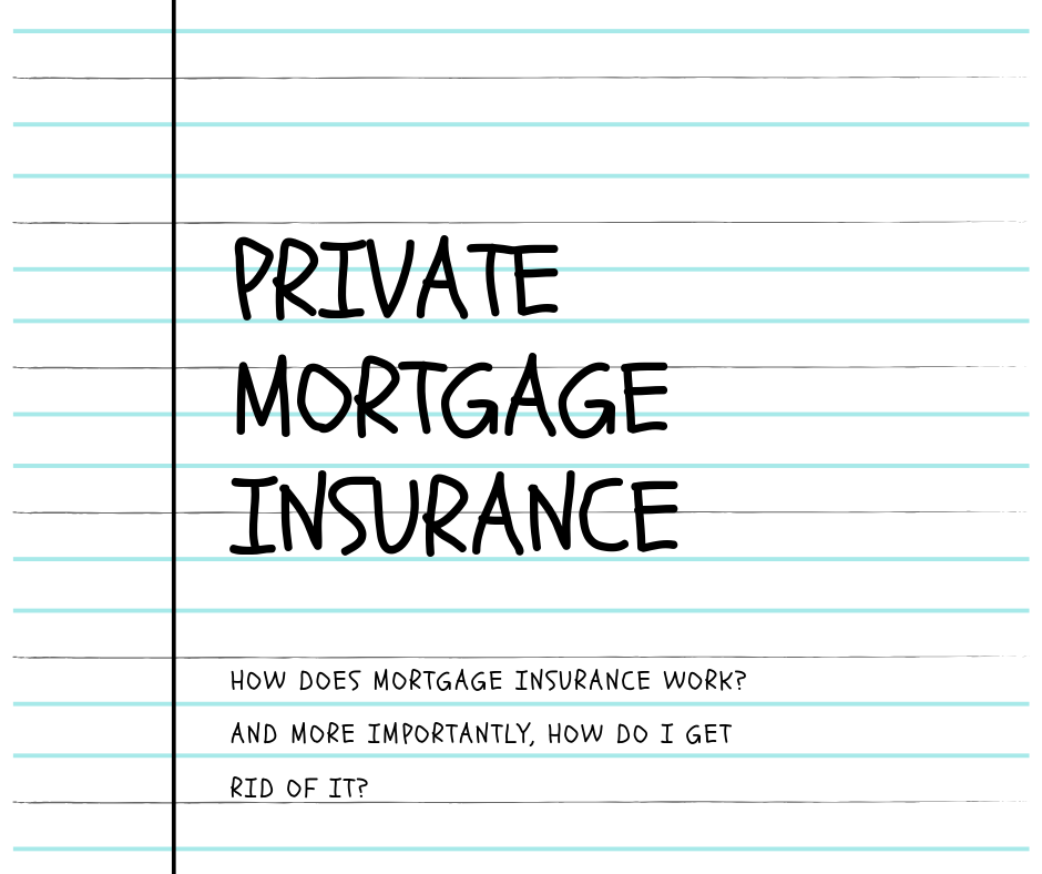 Mortgage Insurance – How do I get rid of it?!